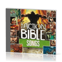 THE ACTION BIBLE REMIXED - CD