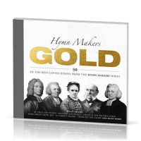 Hymn Makers Gold - [3CDs, 2019] 50 of the best loves hymns from the Hymn Makers series