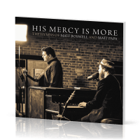 His mercy is more - CD